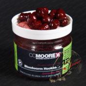 Бойлы дамбелсы насадочные CCMoore Boosted Bloodworm Hookbaits