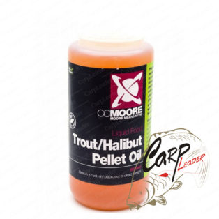 Ликвид CCMoore Trout-Halibut Oil 500ml масло форель-палтус