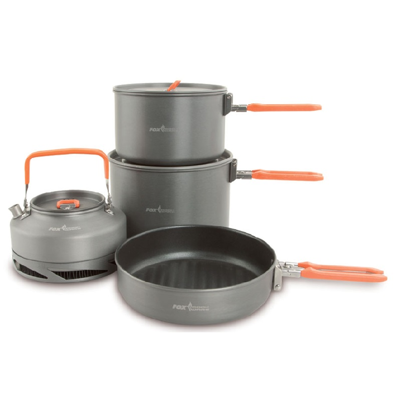 Набор посуды Fox Cookware Set — 4pc Large Set