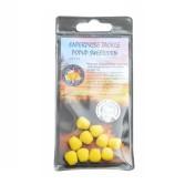 Искусственная плав. кукуруза Enterprise Tackle ET Pop-Up S/C FL Yellow флюорисцентная