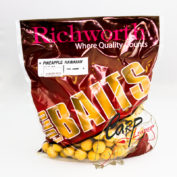 Бойлы Richworth Euroboilies 20 мм 1kg Ананас ричи