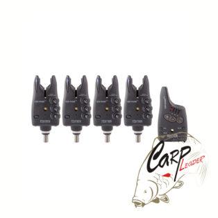 Сигнализаторы поклёвки с пейджером Flajzar Fishtron Q9-RGB Multi 4+1