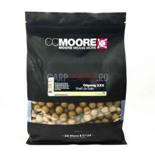 Бойлы CCMoore Odyssey XXX ShelfLife 18 mm 1 kg