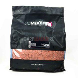 Прикормочная смесь CCMoore INST Spod MIX Red pepper 5 kg специя