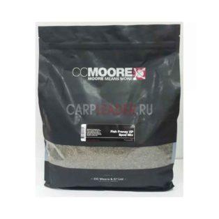 Прикормочная смесь CCMoore INST Spod MIX Fish Frenzy 5 kg рыбная