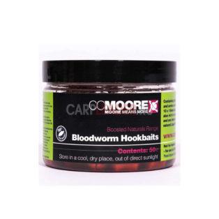 Дамбелсы насадочные CCMoore Boosted Bloodworm Hookbaits 50 шт.