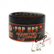 Бойлы плавающие Fun Fishing Pop Up 90g 16mm Ecstasy Monster Crab краб