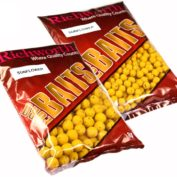 Бойлы Richworth Euroboilies 20 mm 1 kg Sunflower