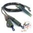 Противозакручиватель Vardis Tackle Leadcore Safety Clip System 80 cm Сamo Green 2шт.