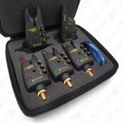 Сигнализаторы поклёвки с пейджером Flajzar Fishtron Q9-TX 4+1