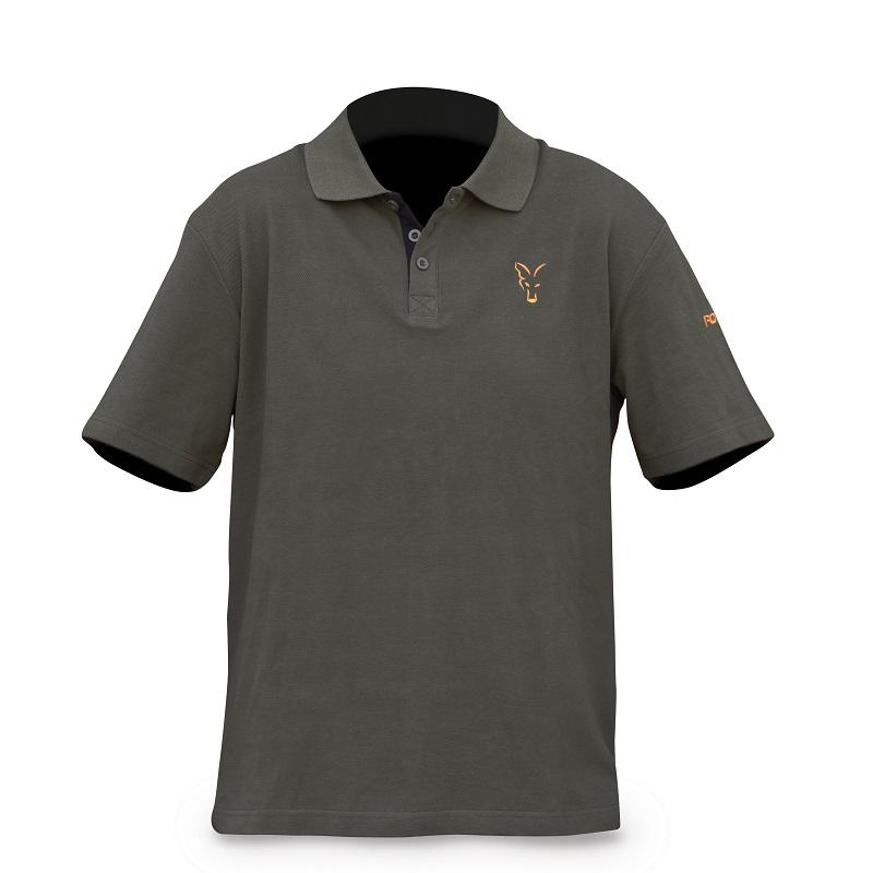 Поло Fox Polo Shirt Green L