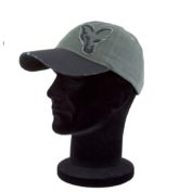 Бейсболка Fox Carp Chino Cap Black/Green