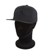 Бейсболка Fox Snap Back Caps — Black/Camo