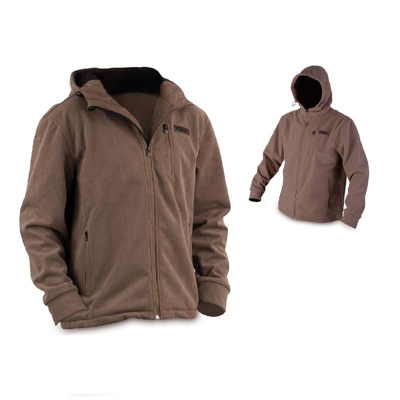Толстовка с капюшоном Fox Chunk Hooded Jacket — Large