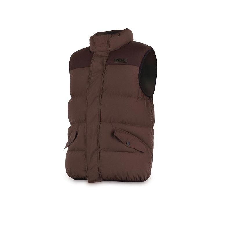Безрукавка утепленная Fox Chunk Body Warmer — Large Khaki