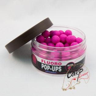 Бойлы fluoro pop-up Лихоносов 777 14 mm шелковица
