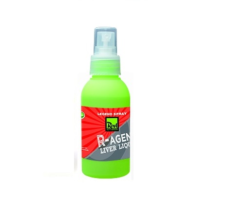 Спрей Rod Hutchinson Legend Dip Spray R-agent and Liquid Liver