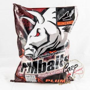 Бойлы Minenko PMbaits Big Pack Boiles Soluble Plum 26mm 3 кг.