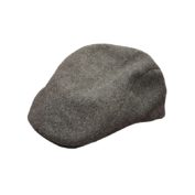 Кепка Fox Chunk Flat Cap — Black/Grey