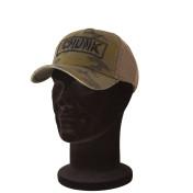 Бейсболка Fox Chunk Camo Trucker Cap — 3D Logo