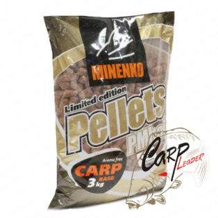 Пеллетс Minenko PMbaits Pellets Big Pack 14 мм CSL 3 кг