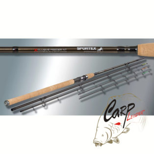 Удилище фидерное Sportex Xclusive Feeder NT Medium MF3916 3.90m 90-160g