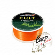 Леска Climax Cult Carp Line Z-Sport orange 0,25mm 5,8kg 1200m