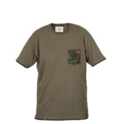 Футболка Fox Chunk T Shirt Camo — XXX Large Camo Trim