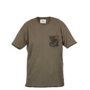 Футболка Fox Chunk T Shirt Camo — XXX Large Camo Trim
