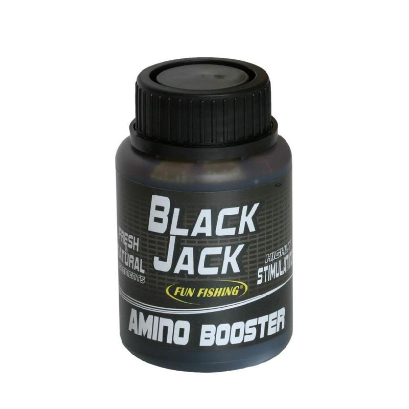 Дип Fun Fishing 190 ml Booster Black Jack