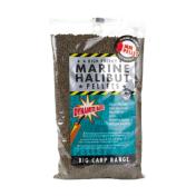 Пеллетс Dynamite Baits 900 гр. Marine Halibut 4 мм.