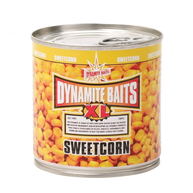 Насадка Dynamite Baits DB 340 гр XL Sweetcorn
