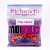 Бойлы Richworth 10mm Midi — 270gr Plum Royale
