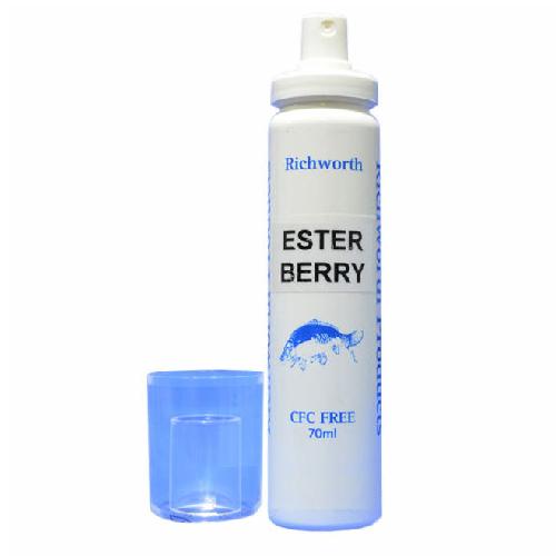 Ароматика со спреем Richworth Spray on Flours 70ml Esterberry