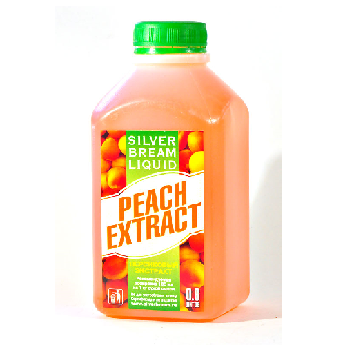 Ароматизатор Silver Bream Liquid Peach Extract 0.6л