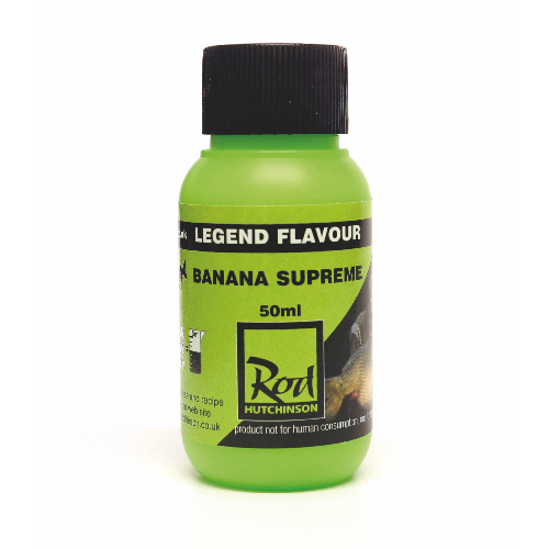 Ароматизатор Rod Hutchinson Legend Flavour Banana Supreme 50ml