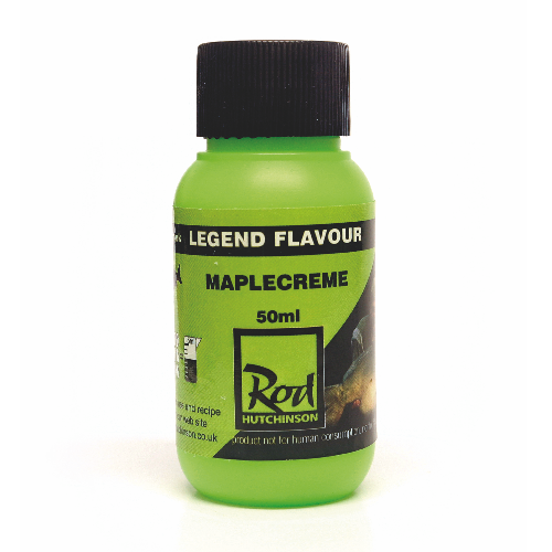 Ароматизатор Rod Hutchinson Legend Flavour Maplecreme 50ml