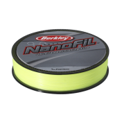 Шнур Berkley Nanofil Hi-Vis Chartreuse 125м d-0.08мм 4.0кг