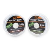 Поводковый материал Fox Edges Reflex Camo — Dark Camo 35lb — 20m
