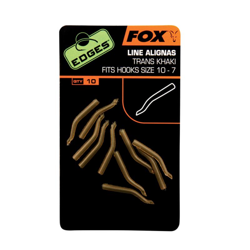 Удлинитель крючка силиконовый Fox Edges Line Alignas Hook 10 — 7