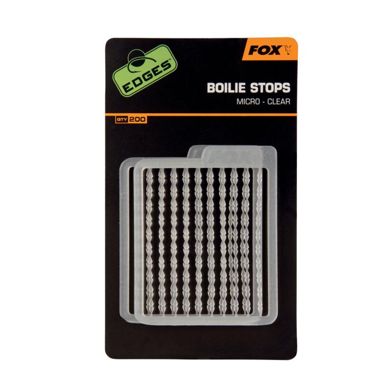 Стопора для насадки Fox Edges Boilie Stops Micro