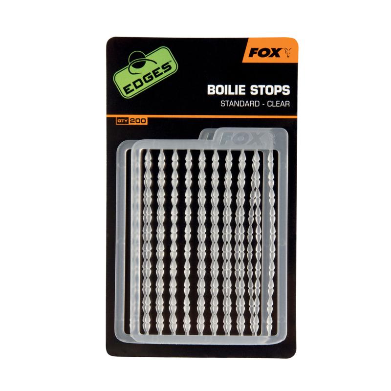 Стопора для насадки Fox Edges Boilie Stops Standard