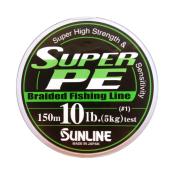Шнур Sunline Super PE 150m 0.6