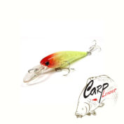 Воблер Lucky Craft Bevy Shad 50SP_5324 Crawn Lime 196