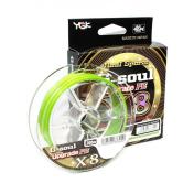 Плетенный шнур YGK G-Soul Upgrade PE X8 150м. 0.8