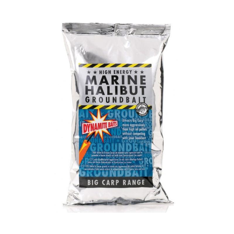 Смесь для PVA мешков Dynamite Baits 1 кг Marine Halibut