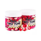 Бойлы плав.Dynamite Baits 15 мм. Strawberry & Cocount cream Two Tone