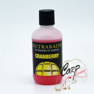 Ароматизатор Nutrabaits Cranberry 100 ml