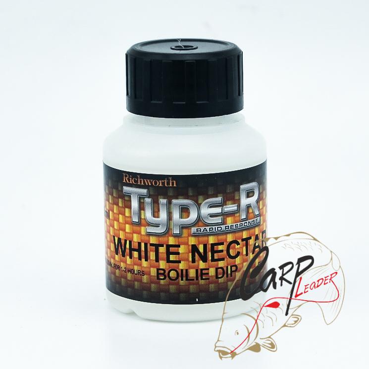 Дип Richworth Type-R Boilie Dips 130ml White Nectar