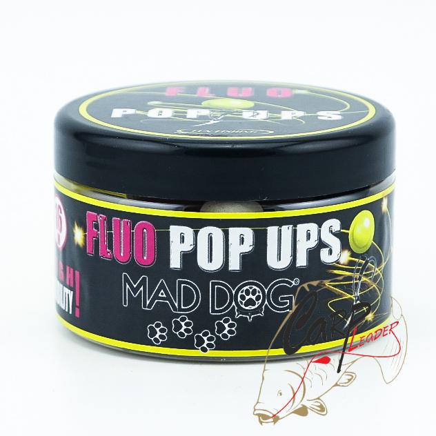Бойлы плавающие Fun Fishing Pop-Up 90gr 16mm Start Up Mad Dog